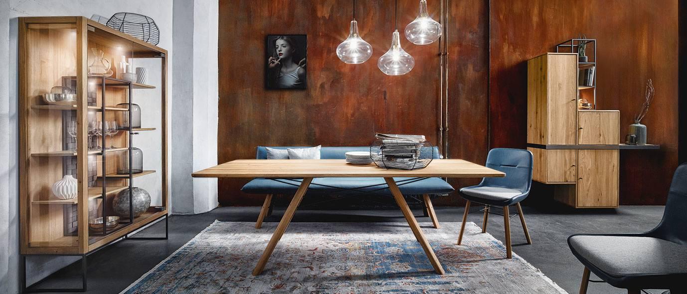 Wimmer Wohnkollektionen: Einrichtungstrends 2019 - Colourful living