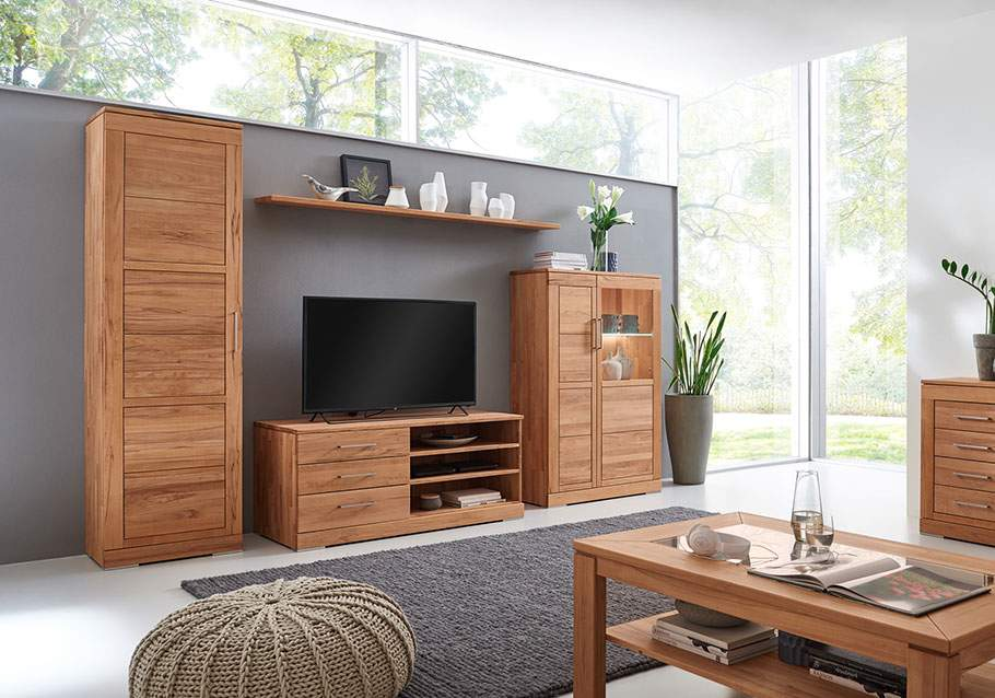 Wimmer Wohnkollektionen: Trendfarbe 2021 Good Grey - Kollektion CASERA