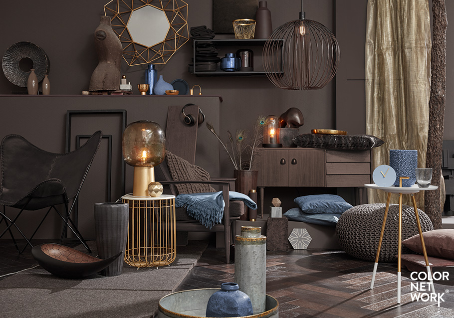 Wimmer Wohnkollektionen - Einrichten im Farbverbund - italian architecture
