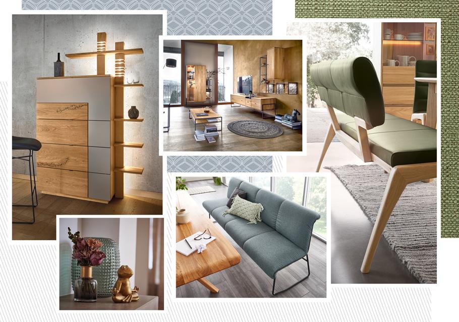 Wimmer Wohnkollektionen: Einrichtungstrends Herbst 2019