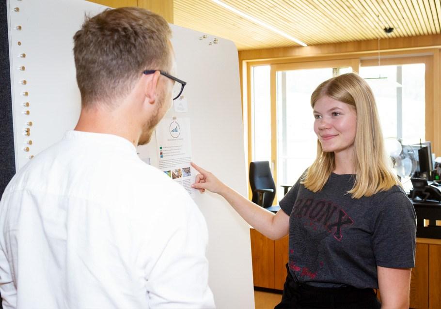 Praktikum Wimmer Wohnkollektionen Laura Markl eigenes Unternehmen gründen