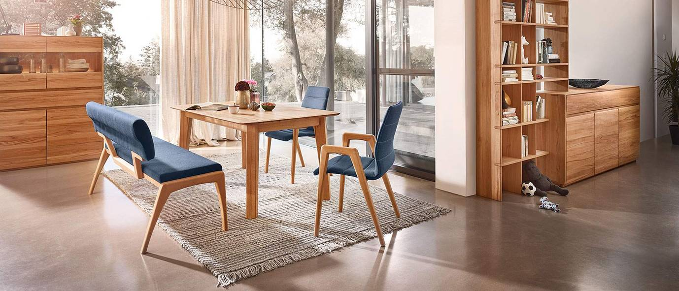 Wimmer Wohnkollektionen: Trendfarben für den Herbst/Winter