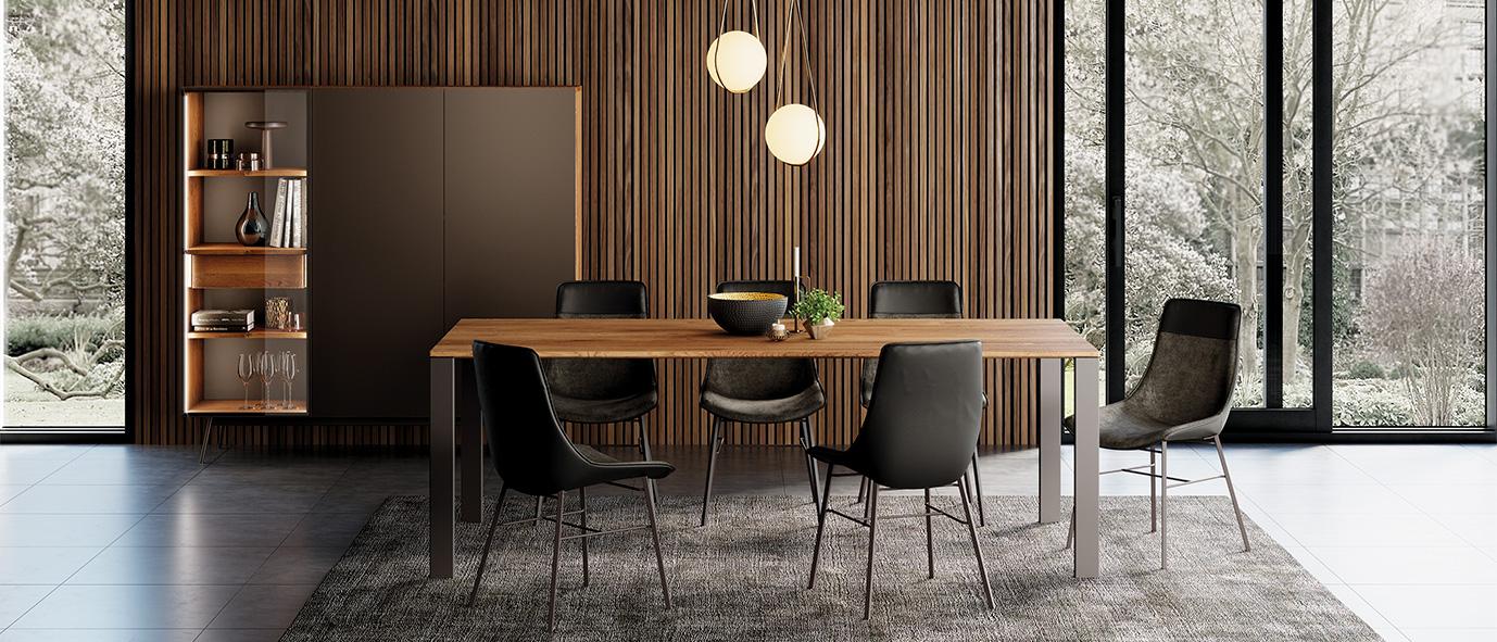 Wimmer Wohnkollektionen - Essgruppe LINJA L20
