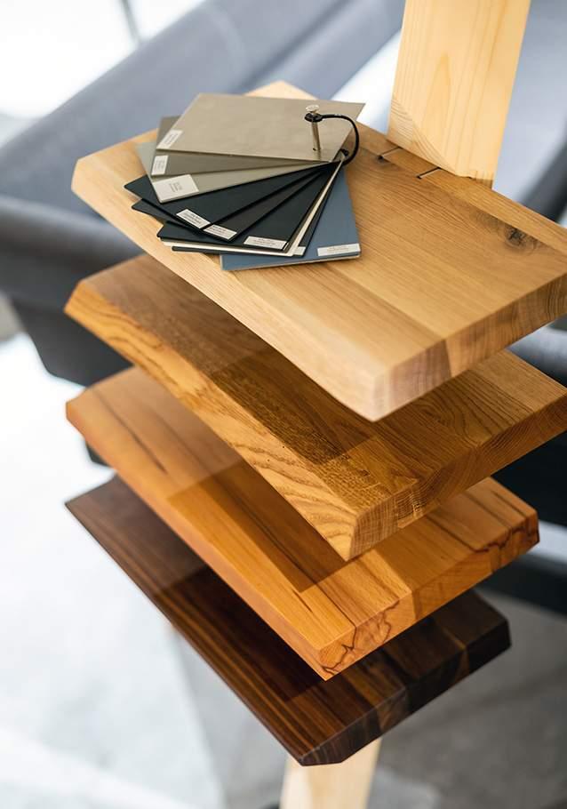 Massivholz ist nicht nur wunderschön sondern bietet auch viele Vorteile.
