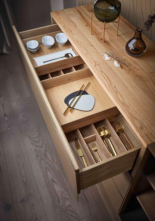 Wimmer Wohnkollektionen: So ordnest du deinen Besteckeeinsatz in 4 Schritten