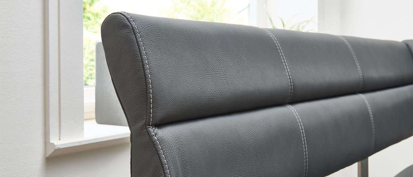 Wimmer Wohnkollektionen - Möbel Trends 2020 - Eckbank SANO Kollektion HTNM