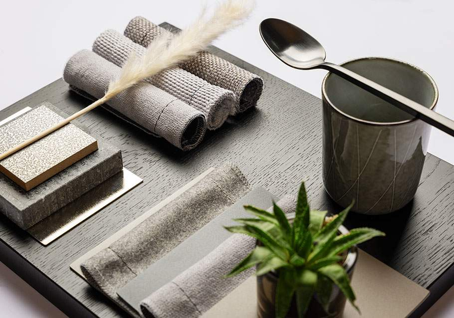 Wimmer Wohnkollektionen: Trendfarbe 2021 Good Grey