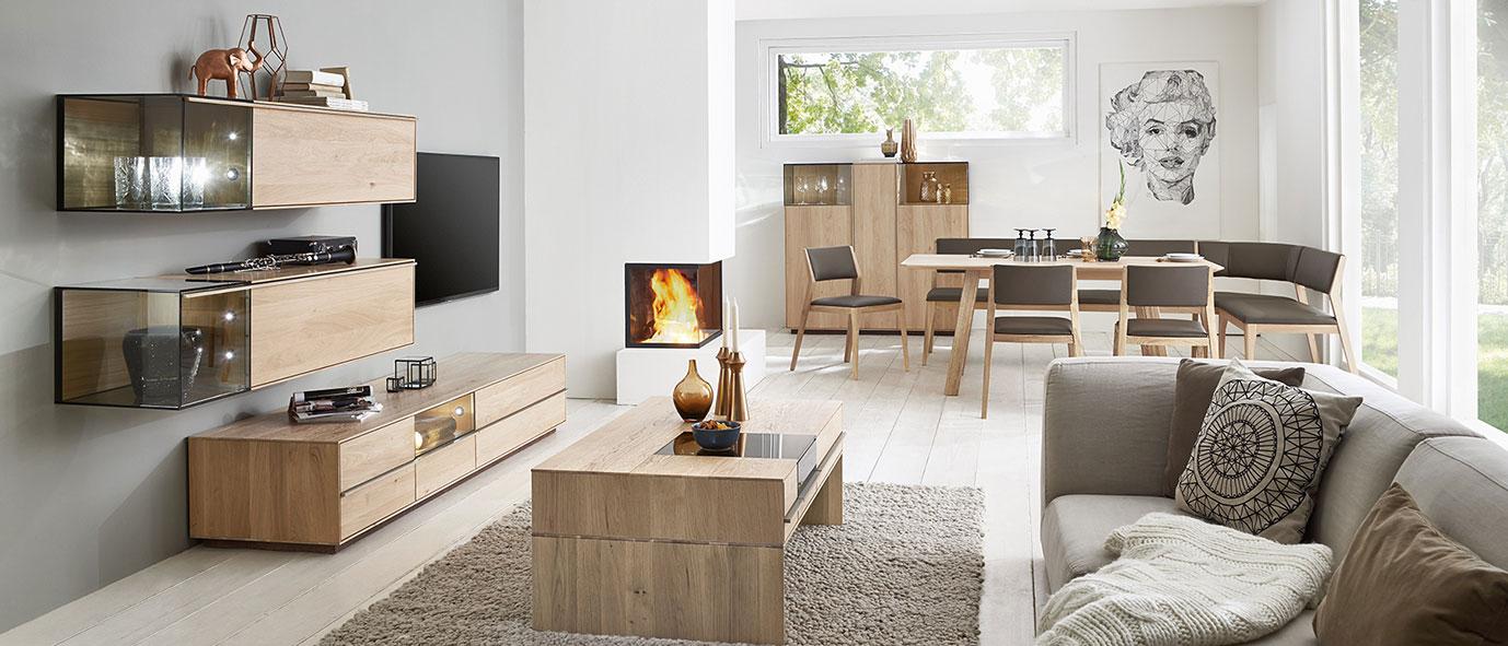 Wimmer Wohnkollektionen - Kollektion SALUTO