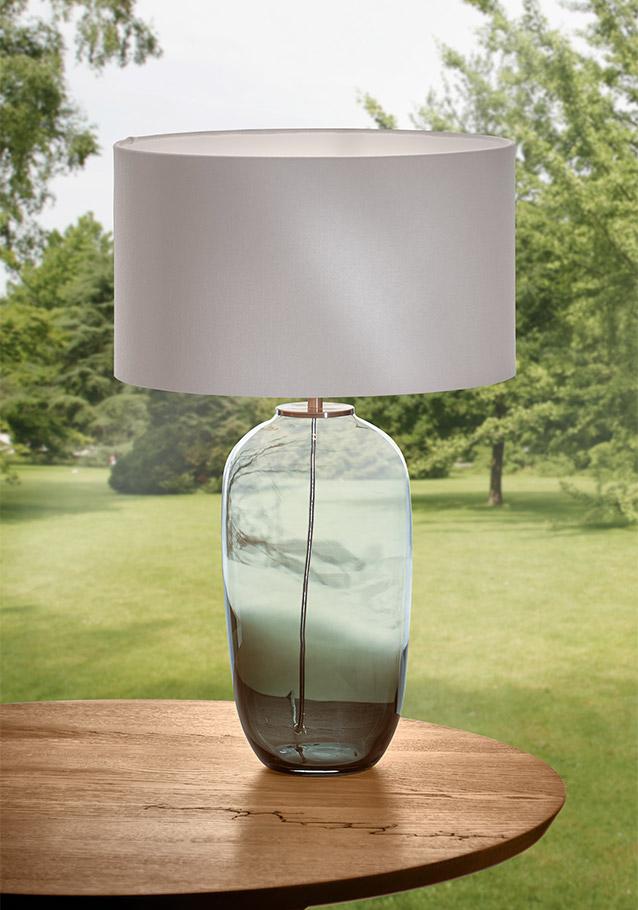 Eine schöne Lampe bringt nicht nur Licht in Ihren Raum - Kollektion Signatura.