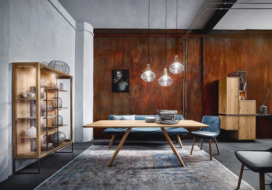 Wimmer Wohnkollektionen: Mittelpunkt Farbfamilie