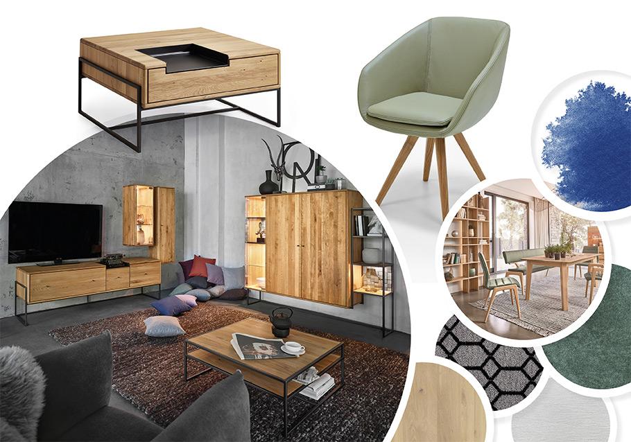 Wimmer Wohnkollektionen: Möbel Trends 2020
