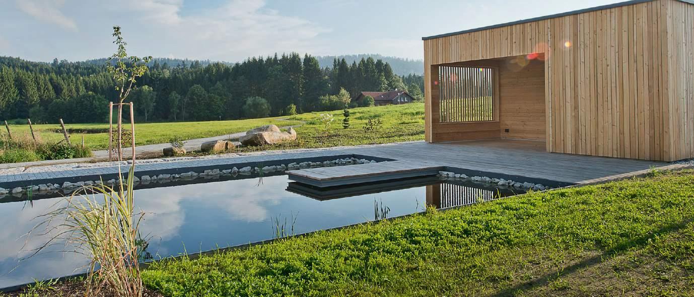 Wimmer Wohnkollektonen : Firmengebäude - Außenansicht  - Brauchwasser aufbereiten