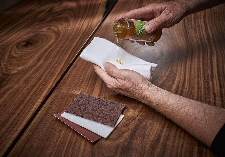 Holzpflege: Ihr Möbelstück wird es Ihnen danken.