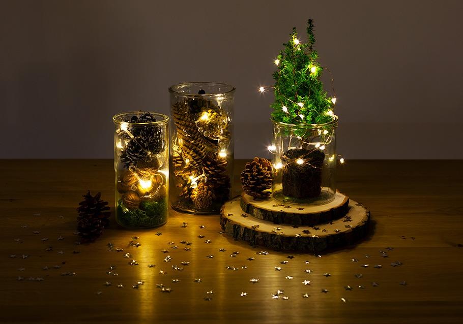 Wimmer Wohnkollektionen: stimmungsvolle Weihnachtdeko aus Holz