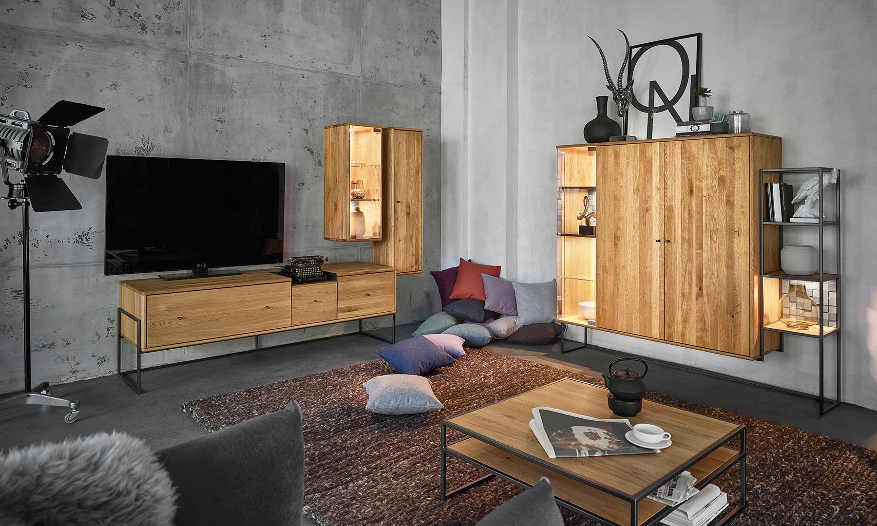 Die 3 Weisheiten für mehr Ordnung im Wohnzimmerschrank  WIMMER