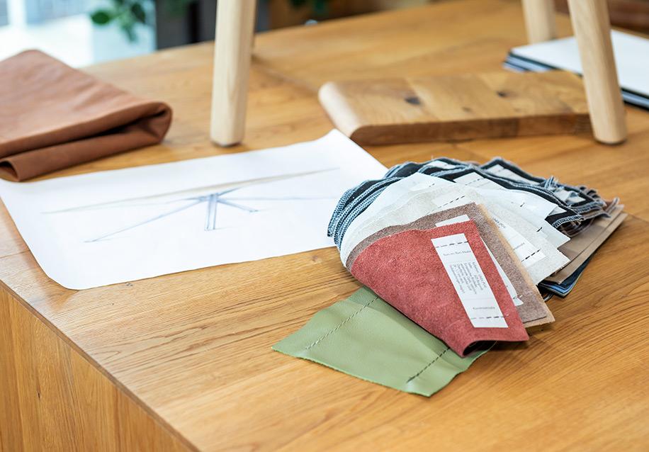 Praktikum im Produktdesign bei Wimmer Wohnkollektionen - Marketingluft schnuppern