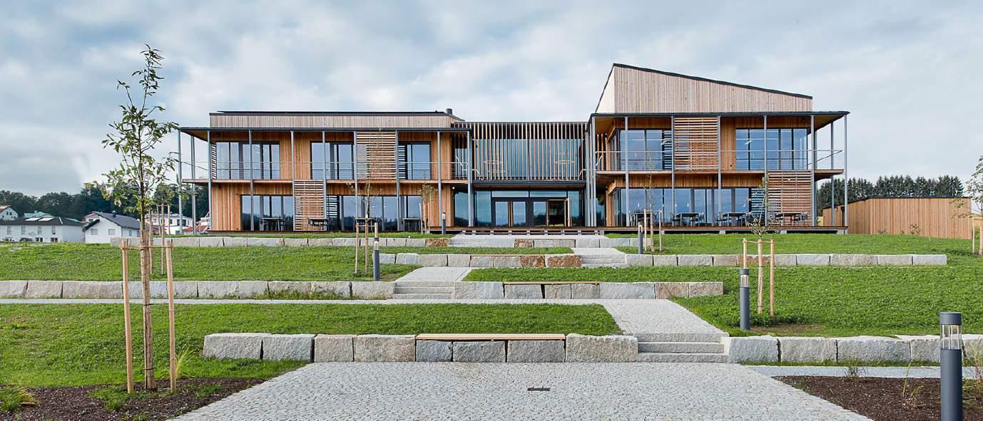 Wimmer Wohnkollektionen: Unser Firmengebäude - Außenansicht