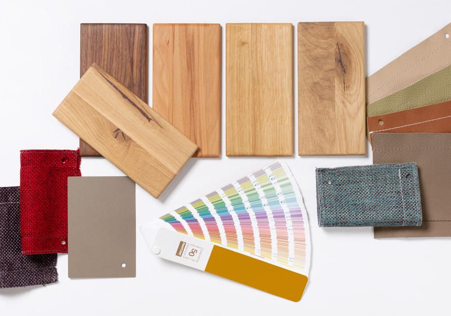 Unser Ratgeber: Welche Farbe passt zu welchem Holz?