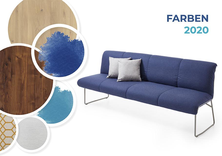 Die Farbtrends für Möbel  2020