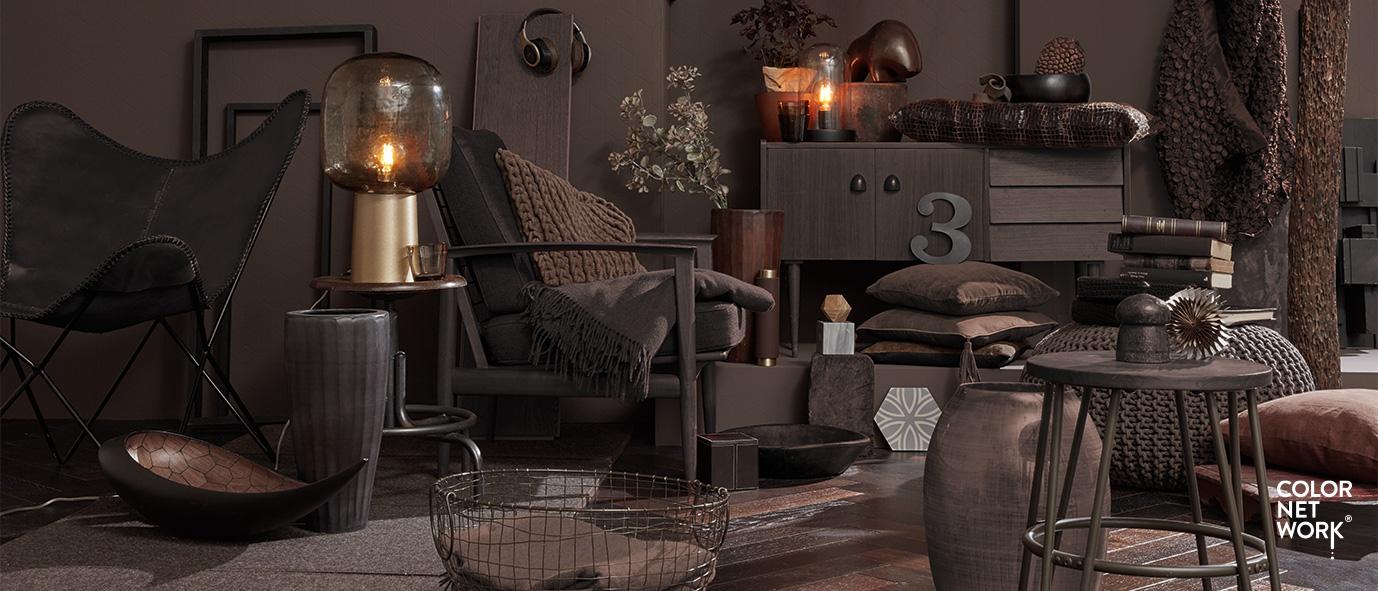 Wimmer Wohnkollektionen: Die sustained color no. 1 lässt Wärme spüren.